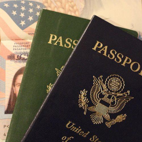 Documentación para estudiar en Estados Unidos