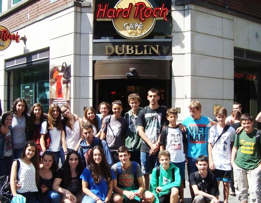 Año Escolar Inglés - Cursos de inglés para jóvenes en Irlanda