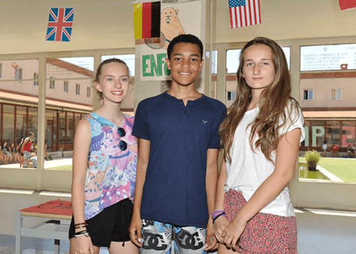 Campamento de verano de inglés en Salamanca