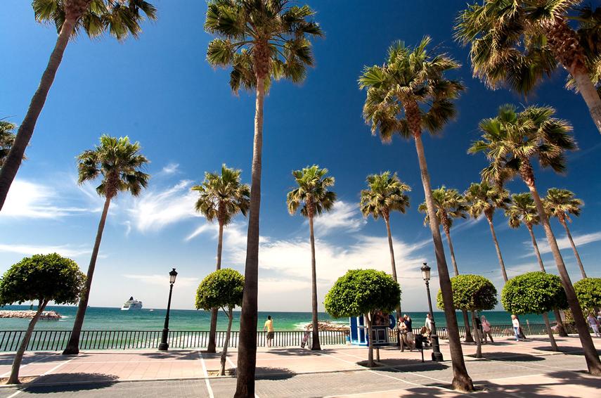 Campamento de verano en Marbella