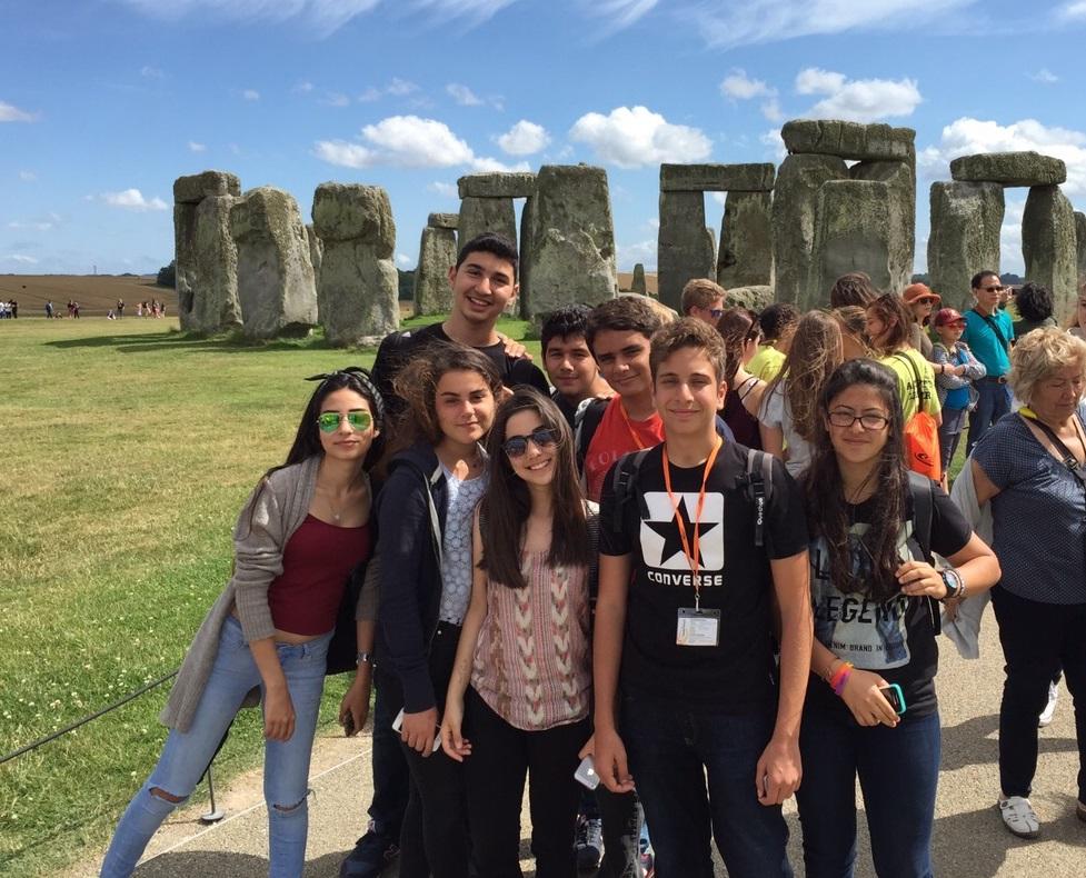 Año Escolar Inglés - Cursos de inglés para jóvenes en Inglaterra