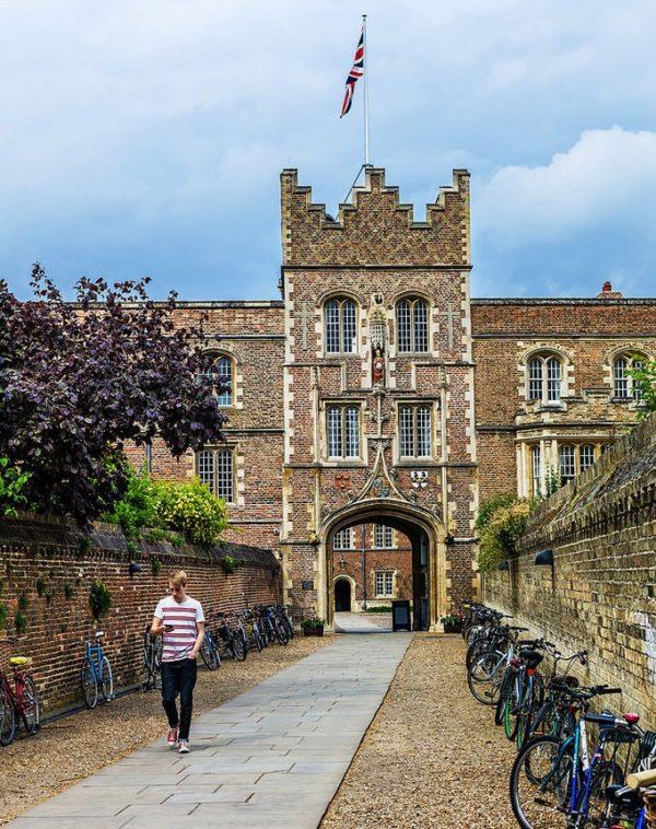 Estudia inglés en Cambridge
