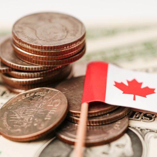 precios en Canadá