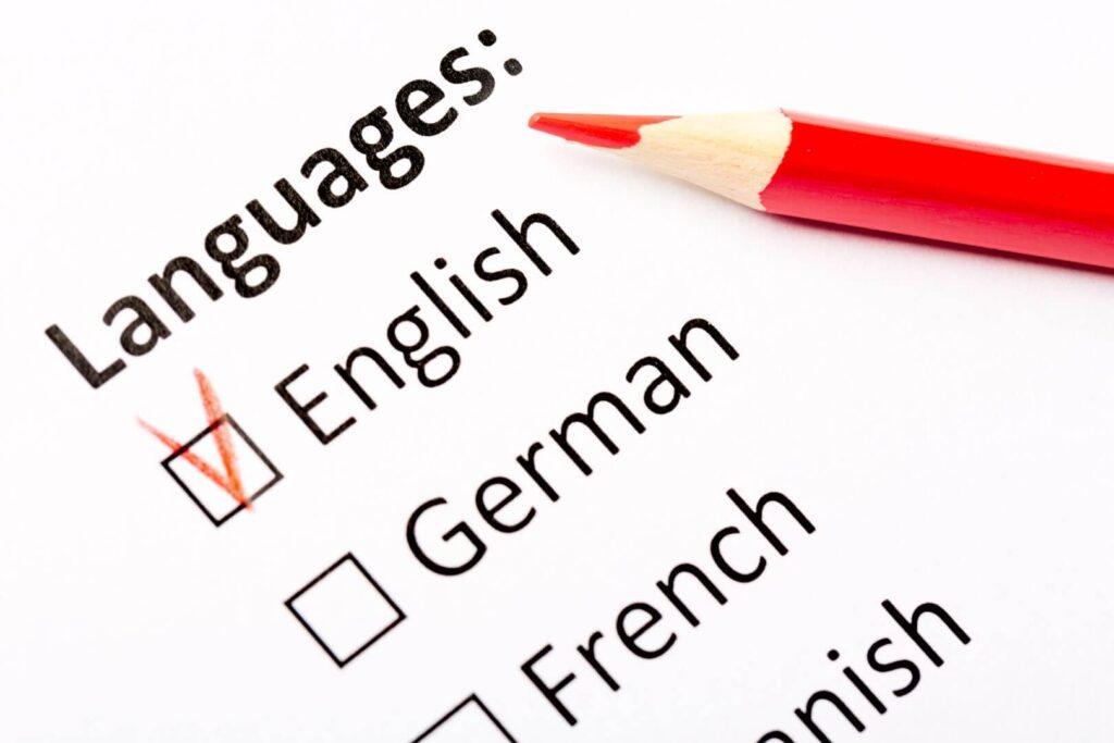 Año Escolar Inglés - Cómo redactar un buen CV en inglés