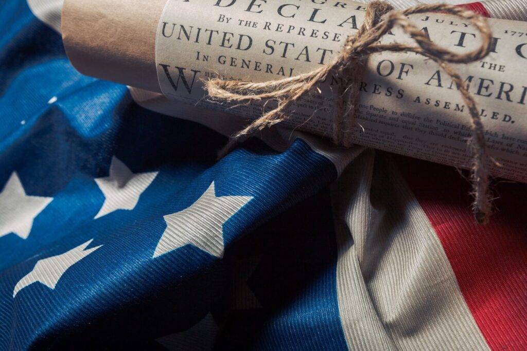 Año Escolar Inglés - La celebración del 4 de julio en Estados Unidos