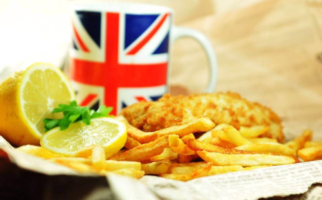 Comidas típicas de Inglaterra. ¡Descúbrelas todas!