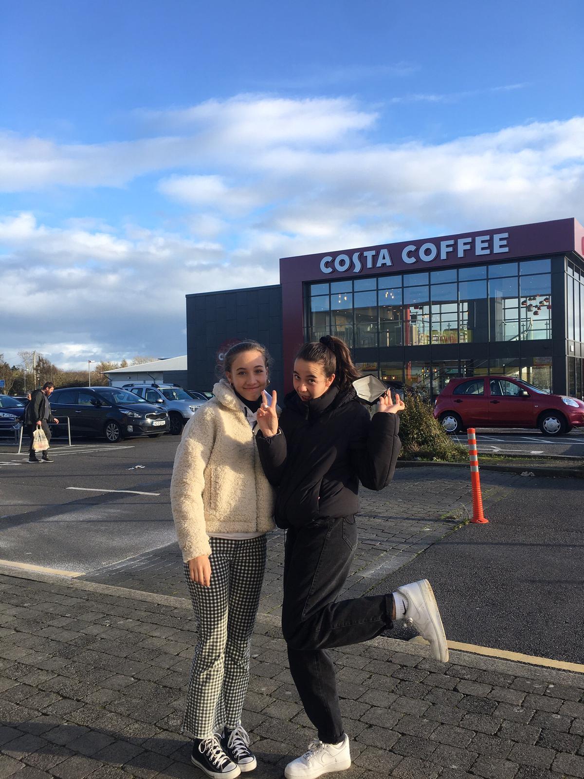 Año Escolar Inglés - Mi experiencia escolar en Wexford, Irlanda